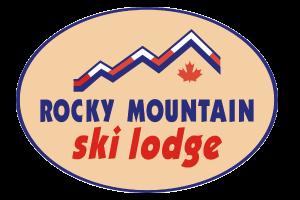 Rocky Mountain Ski Lodge Logo