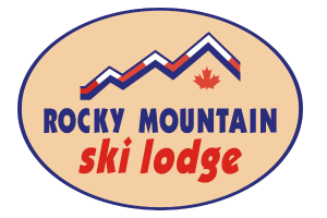 Rocky Mountain Ski Lodge Logo