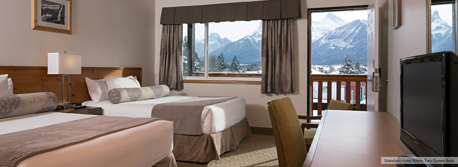 Rocky Mountain Ski Lodge Rooms