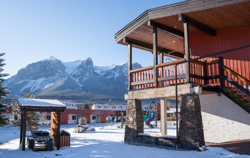 Canmore Ski Lodge