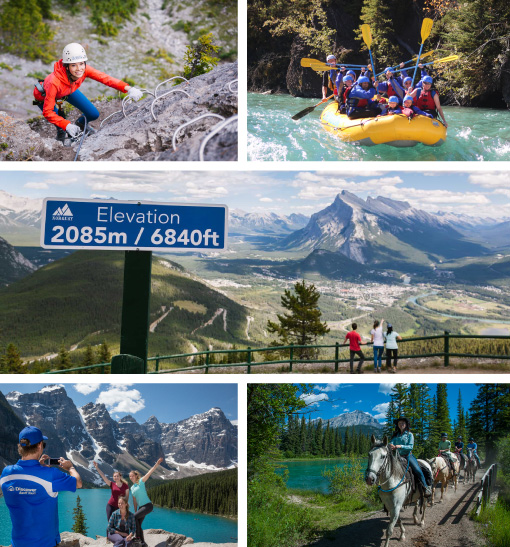 Canmore Summer Specials